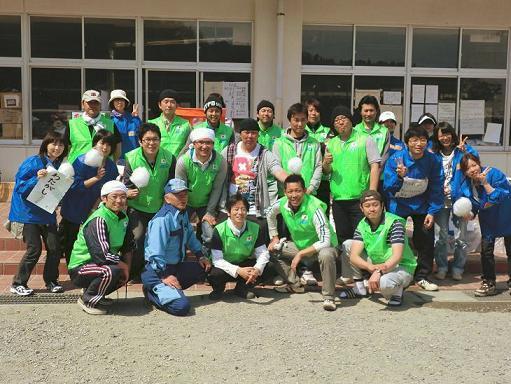 5.3.2011 Fukui Pref Recovery Project 2.JPG
