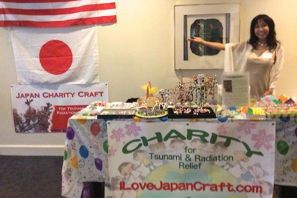 Yukiko Craft Table 1.1.2014.jpg