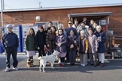 東日本大震災支援:山田選手のペットチャリティ支援報告