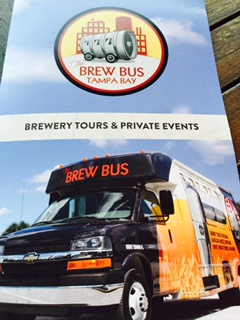 地元情報:HAPPY HOUR, BREW BUS
