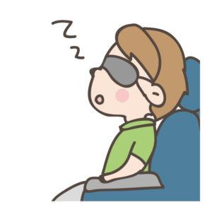 2018年8月号特集2:里帰り中の長いフライトの過ごし方(パート2)