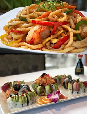ピネラスパーク&セントピーターズバーグ アジアンレストラン