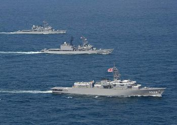 海上自衛隊 練習艦隊 タンパ港寄港&艦艇一般公開のお知らせ