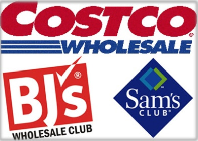 生活情報:Costco vs Sam's Club vs BJ's比較